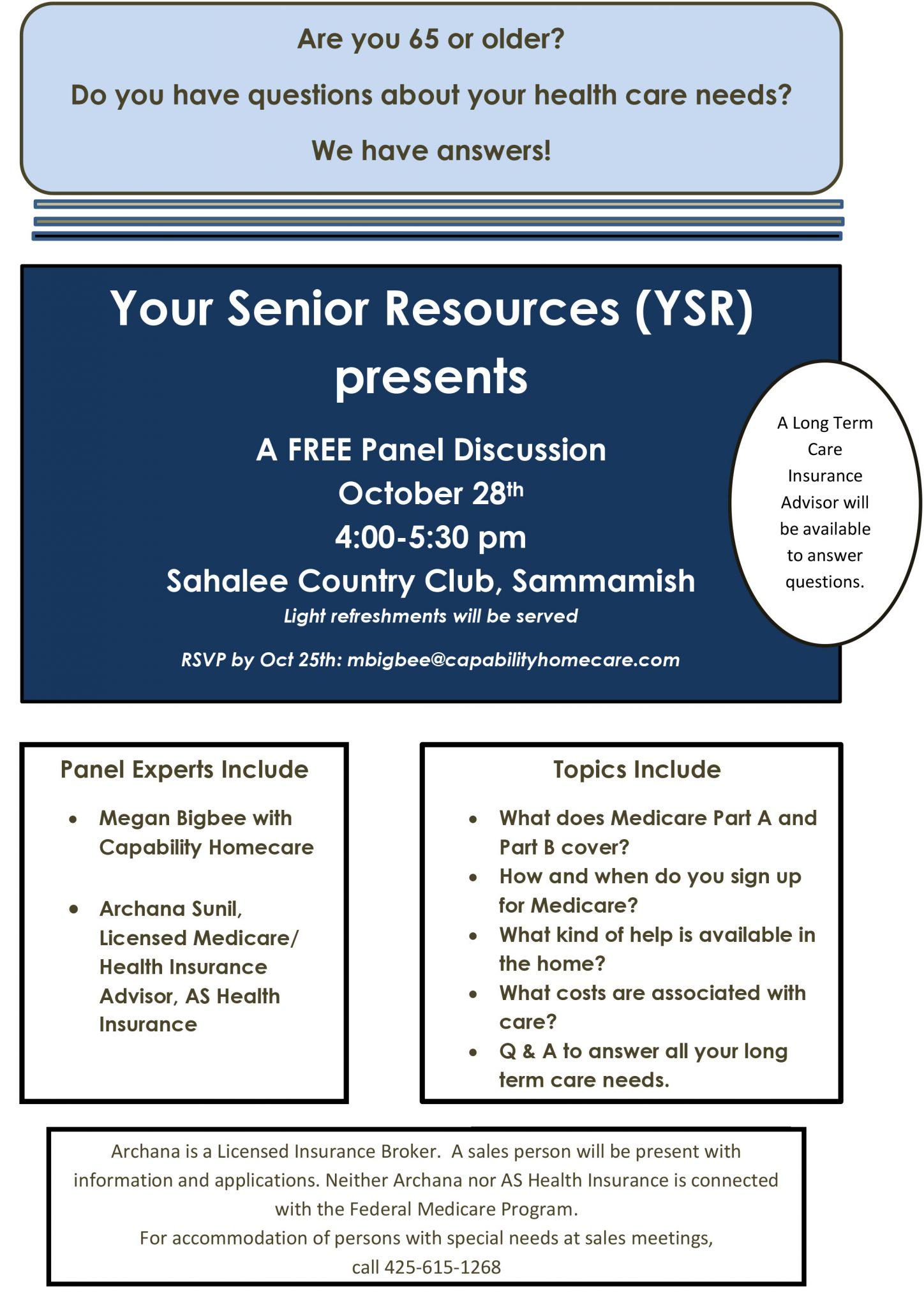 your-senior-resources