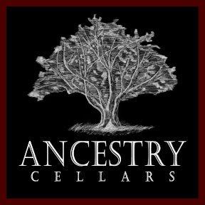 Ancesty Cellars 2012 Black Logo